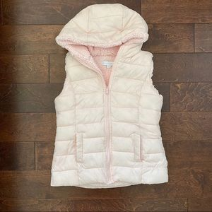 New York & Co Sherpa Lined Puffer Vest NY & Co